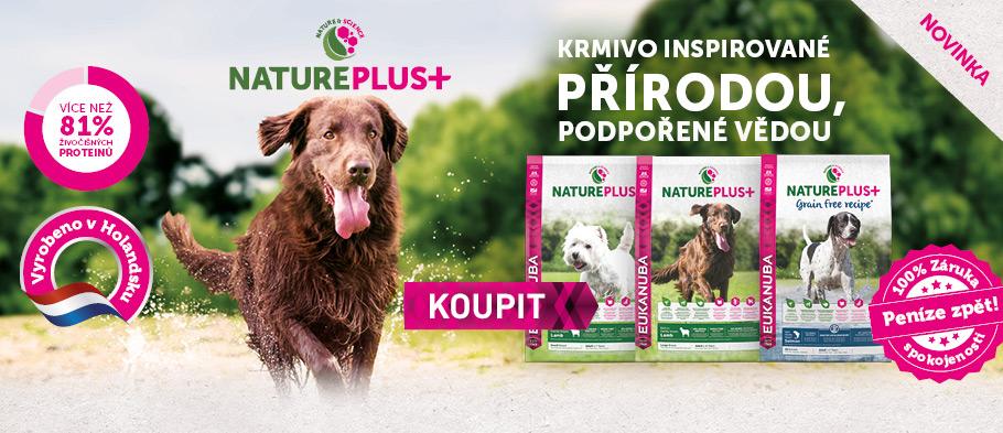 NOVÉ KRMIVO Nature Plus+